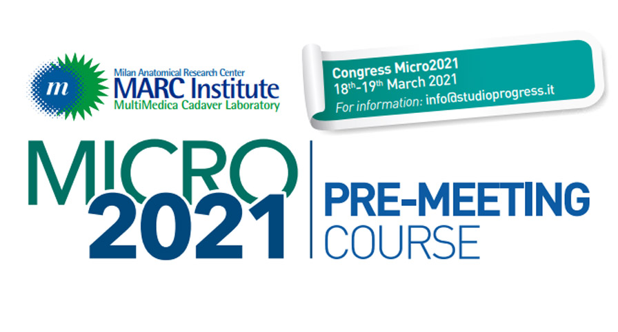 MICRO 2021 – PRE-MEETING COURSE